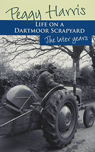 Life on a Dartmoor Scrapyard: The Later Years: Peggy Harris