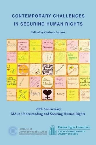 9780993110221: Contemporary Challenges in Securing Human Rights