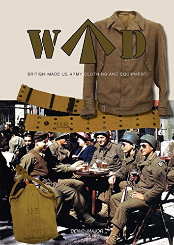 9780993115004: WD: British-Made US Army Clothing and Equipment