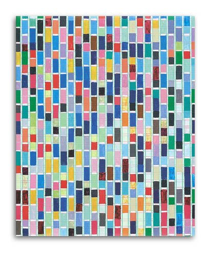 James Hugonin - Binary Rhythm. Paintings 2010-2015