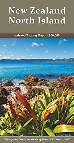 9780993159503: New Zealand, North Island
