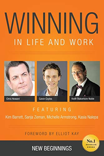 9780993162510: Winning in Life and Work: New Beginnings