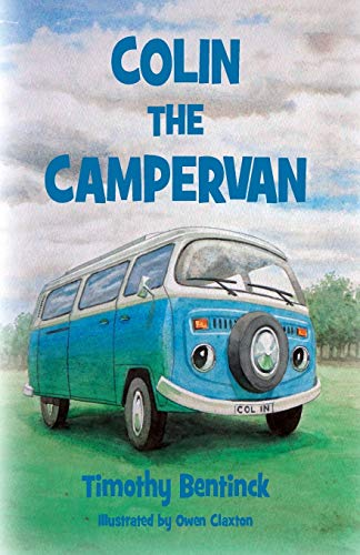 9780993204319: Colin the Campervan