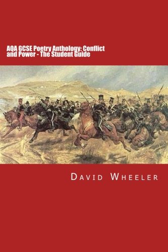 9780993218316: AQA GCSE Poetry Anthology: Conflict and Power - The Student Guide