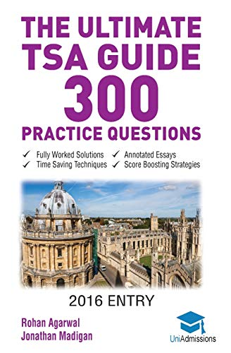 The Ultimate TSA Guide- 300 Practice Questions: Agarwal, Rohan and