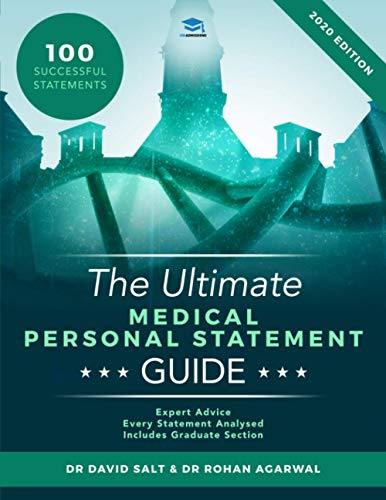 The Ultimate Medical Personal Statement Guide: 100 Successful Statements, Expert Advice, Every ...