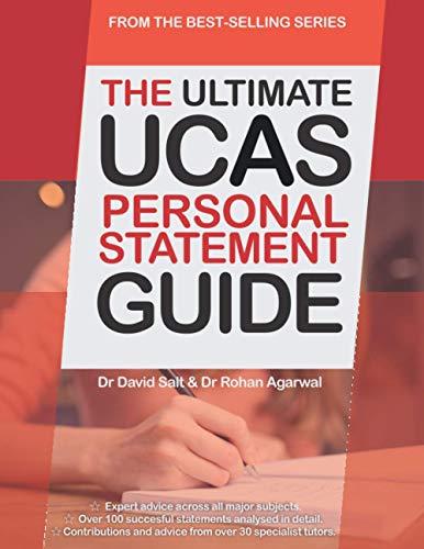 The Ultimate UCAS Personal Statement Guide: 100: Salt, David, Agarwal,