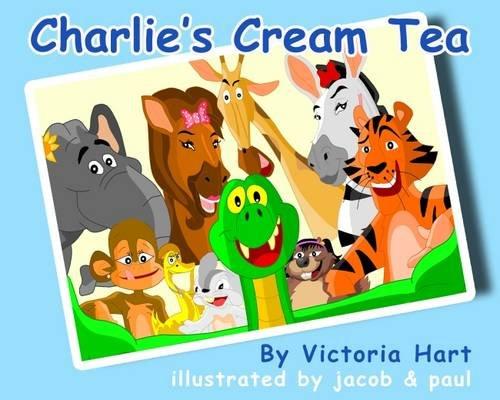 9780993257001: Charlie's Cream Tea