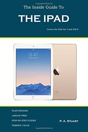 9780993266102: The Inside Guide To The iPad: Covers the iPad Air 2 and iOS 8