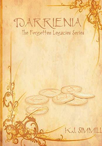 9780993269967: Darrienia, the Forgotten Legacies Series