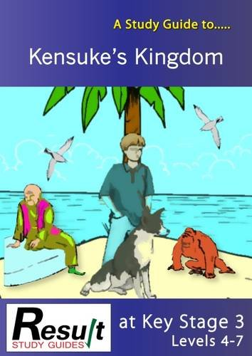 A Study Guide to Kensuke's Kingdom for Key Stage 3: Levels 4-7: Marsh, Janet