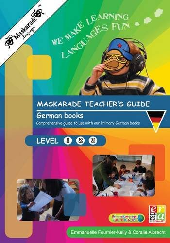 Maskarade Teacher's Guide for German Books: Primary Levels 1,2,3 (Cosmoville Series) (German ...
