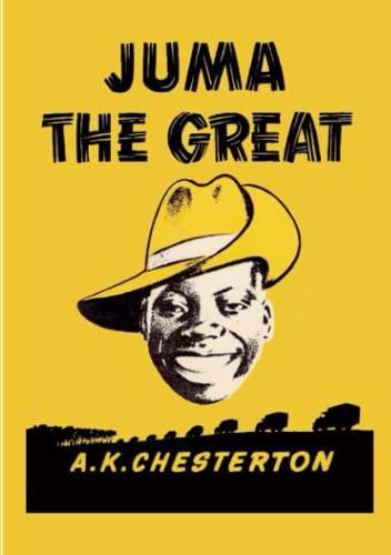 9780993288531: Juma The Great