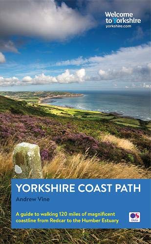 9780993291180: Yorkshire Coast Path: A guide to walking 120 miles of magnificent coastline from Redcar to the Humber