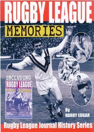 9780993293108: Rugby League Memories: Including Rugby League in the Forties