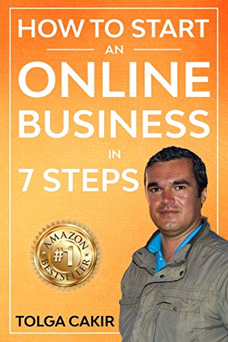 9780993303807: How to Start an Online Business in 7 Steps