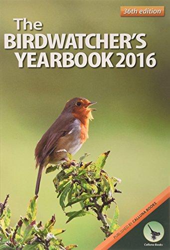 9780993347702: The Birdwatcher's Yearbook 2016