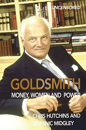 9780993356612: Goldsmith: Money, Women and Power
