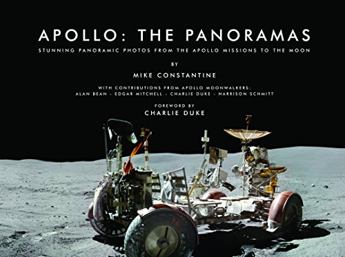 9780993373107: Apollo: The Panoramas: Stunning Panoramic Photos from the Apollo Missions to the Moon