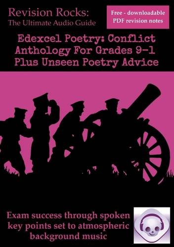 9780993410048: Edexcel GCSE Poetry: Conflict Anthology for Grades 9-1 Plus Unseen Poetry Advice