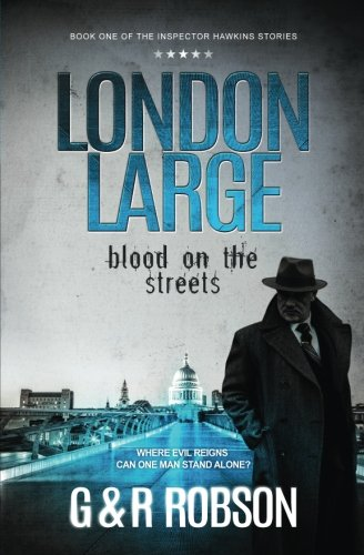 9780993433801: London Large: Blood on the Streets
