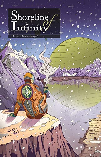 Shoreline of Infinity 2: Science Fiction Magazine