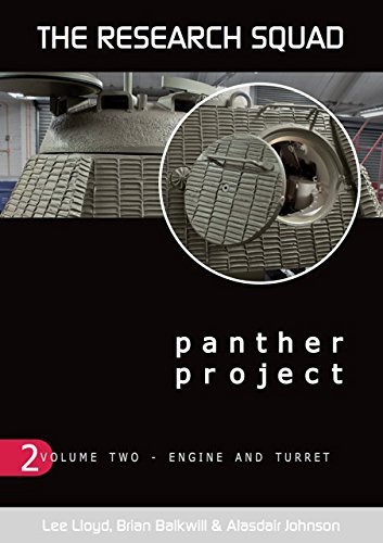 9780993564642: Panther Project Vol 2: Engine and Turret (The Panther Project)
