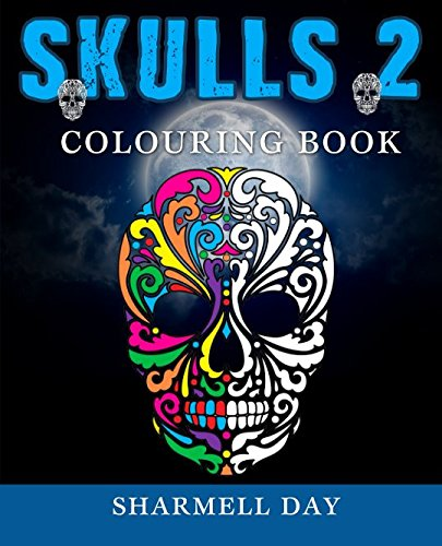 9780993569623: Skulls 2: Colouring Book