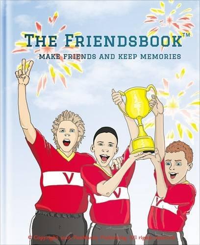 The Friendsbook: Football: FoxMaster Publishing