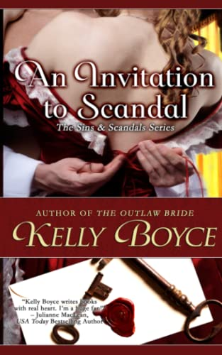 An Invitation to Scandal: Kelly Boyce
