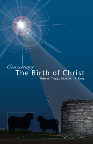 9780993634956: Concerning the Birth of Christ