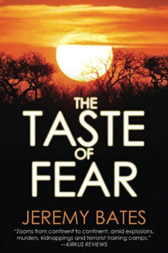 9780993764615: The Taste of Fear