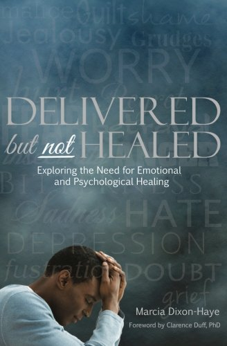 9780993842078: Delivered but not Healed: Exploring the Need for Emotional and Psychological Healing