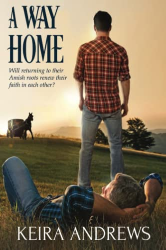 A Way Home (Gay Amish Romance) (Volume: Andrews, Keira