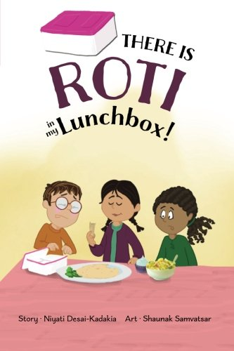 9780993895517: There is Roti in my Lunchbox