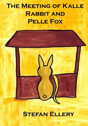 The Meeting of Kalle Rabbit and Pelle: Mr. Stefan George