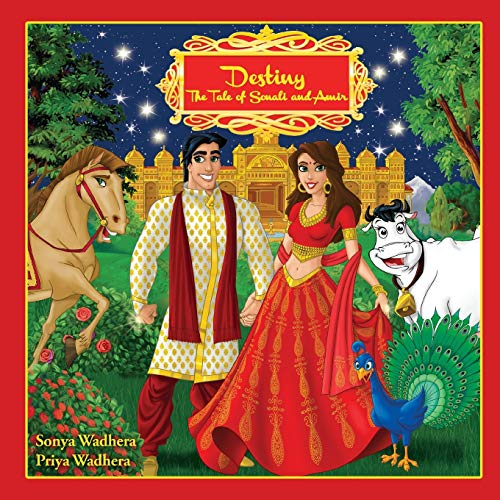 9780993992810: Destiny: The Tale of Sonali and Amir