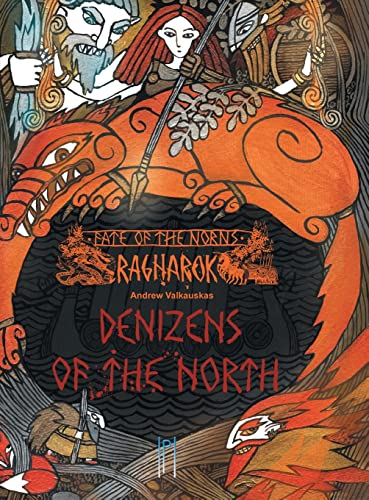9780994024008: Fate of the Norns: Ragnarok - Denizens of the North