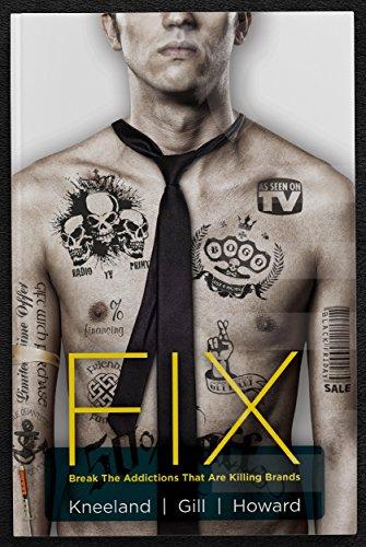 9780994043108: Fix: Break The Addictions That Are Killing Brands
