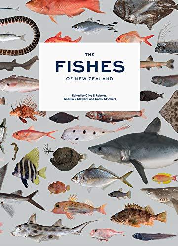 The Fishes of New Zealand (Hardback)