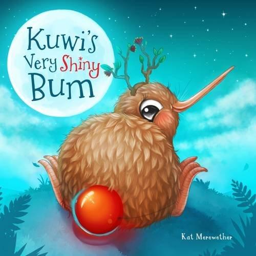 9780994136404: Kuwi's Very Shiny Bum 2016 (Kuwi the Kiwi Books)