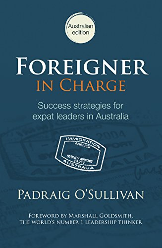 Foreigner in Charge: Padraig O'Sullivan