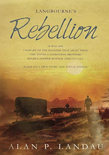 9780994163042: Langbourne's Rebellion