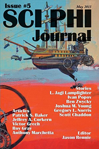 9780994175892: Sci Phi Journal #5, May 2015: The Journal of Science Fiction and Philosophy (Volume 5)