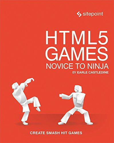 HTML5 Games: Novice to Ninja: Create Smash Hit Games in HTML5 9780994182616 This book will teach you how to create awesome video games. Games from scratch. Games that run cross-platform, in web browsers, and on p