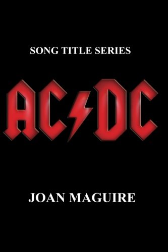 9780994199881: AC/DC Large Print Song Title Series: Volume 3 (Song Title Series Large Print)