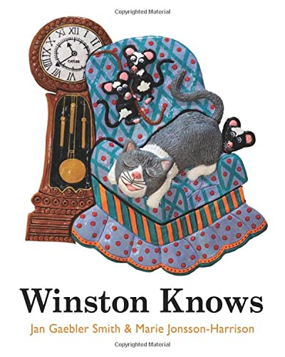 9780994228918: Winston Knows: Winston is an indoor cat. He lives with Nick, Nora and Betsy, the dog. Winston doesn't ever get to go on walks - or does he?