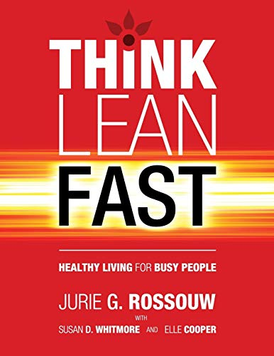 9780994241214: Think Lean Fast: Healthy Living For Busy People