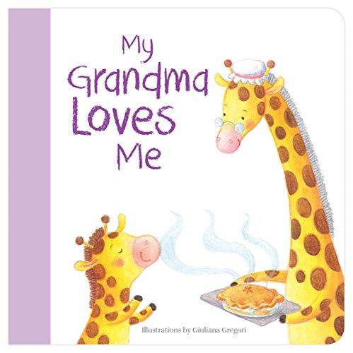 My Grandma Loves Me: Giuliana Gregori