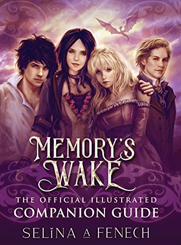 9780994355416: Memory's Wake - The Official Illustrated Companion Guide